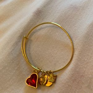 Alex and Ani Charity By Design Heart of Strength